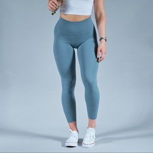 Paragon Fitwear Leggings Teal Size Small